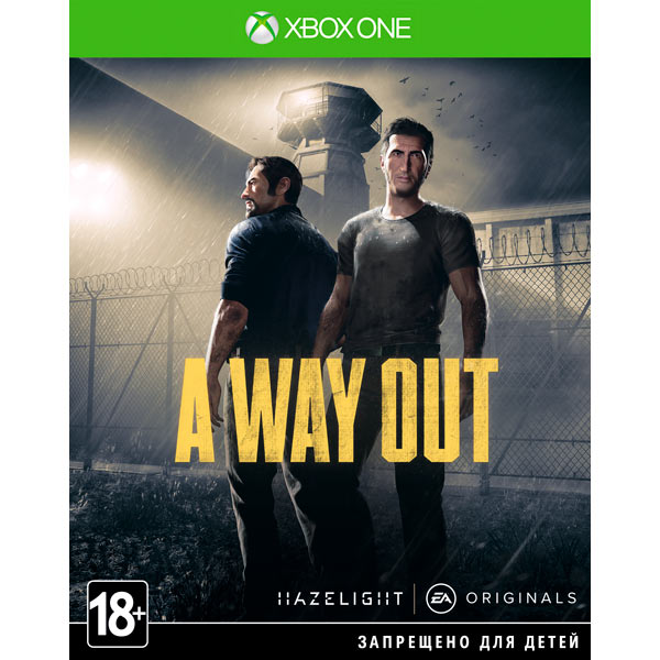 Видеоигра для Xbox One . A WAY OUT 42 008 005f heidelberg gto52 one way overrunning clutch fountain one way bearing heidelberg bearing