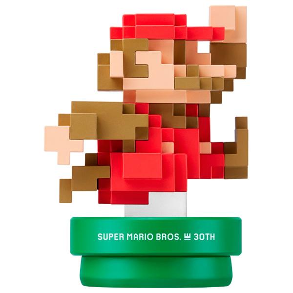 Фигурка Amiibo Марио (классич. цвета) (Mario 30th Anniversary)