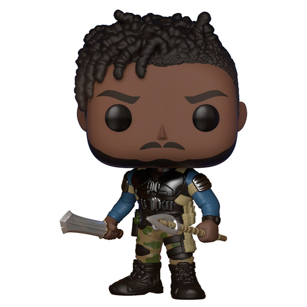 Фигурка Funko POP! Bobble: Marvel: Black Panther Killmonger