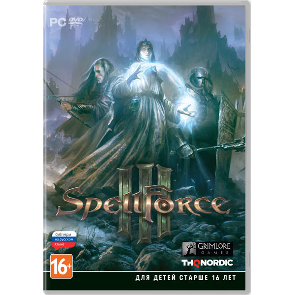 Видеоигра для pc ., Spellforce 3