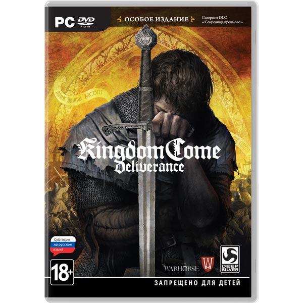 Видеоигра для PC . Kingdom Come: Deliverance Особое издание видеоигра для pc football manager 2016