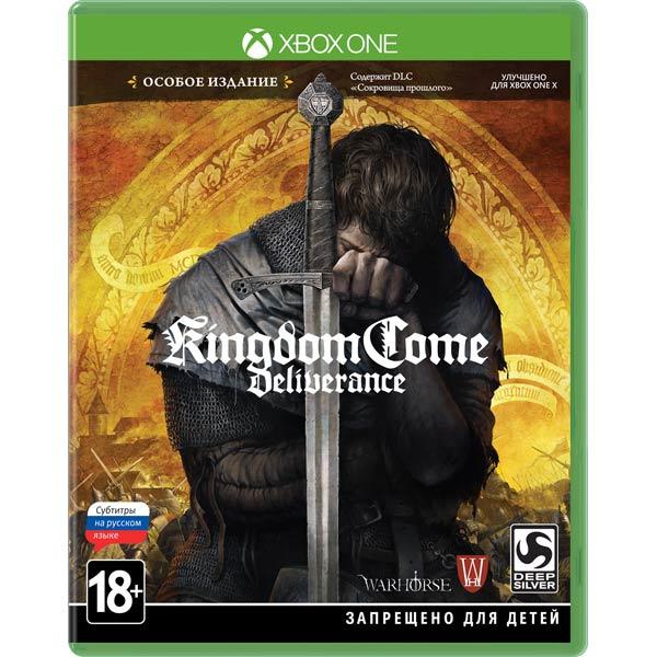 Видеоигра для Xbox One . Kingdom Come: Deliverance Особое издание