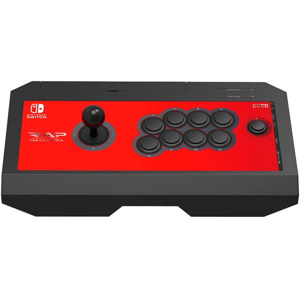 Аксессуар для игровой приставки Hori Real Arcade Pro.V Hayabusa для Nintendo Switch arcade joystick diy kit usb encoder to pc ps2 ps3 arcade sanwa joystick sanwa push buttons for arcade mame