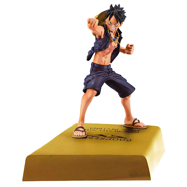 Фигурка Bandai O.P. Dxf Manhood Monkey D.Luffy 12 см