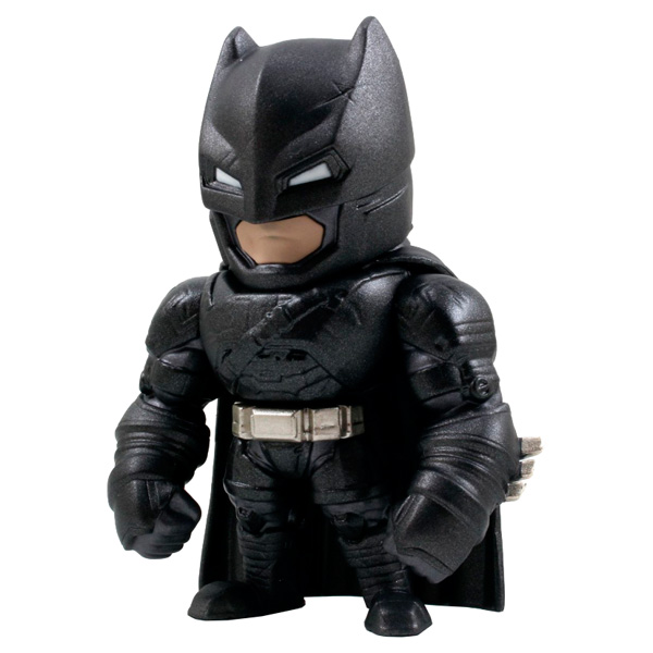 Фигурка Jada Armored Batman 10 см металлическая huong movie 30cm batman v superman dawn of justice the dark night batman armored blinde pvc figure collectible model toys