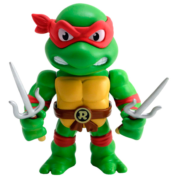 Фигурка Jada Raphael 10 см металлическая фигурка jada armored batman 10 см металлическая