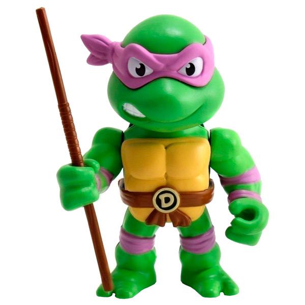 Фигурка Jada Donatello 10 см металлическая фигурка jada armored batman 10 см металлическая