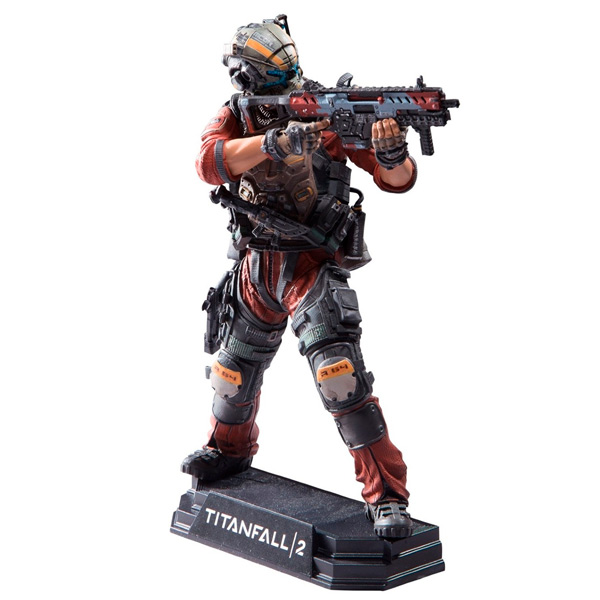 Фигурка McFarlane Toys Titanfall 2 Pilot 17 см naipo thera cane back hook massager neck self muscle pressure stick tool manuel trigger point massage rod self massage tool