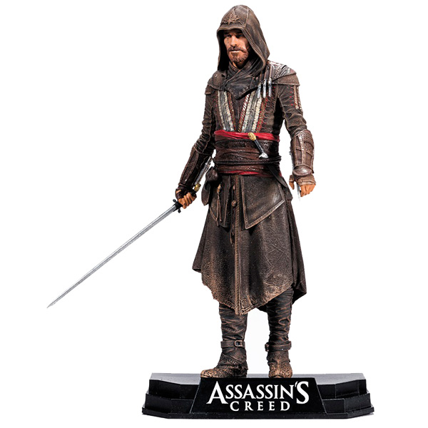 Фигурка McFarlane Toys Assassin's Creed Movie Aguilar 17 см assassin creed altair player 7 pvc action figures low price toys for boys birthday gift with box ck0003