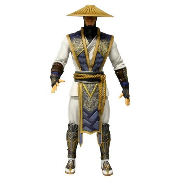 Фигурка Mezco Mortal Kombat X. Raiden. Фигурка 15 см ак mortal kombat komplete edition