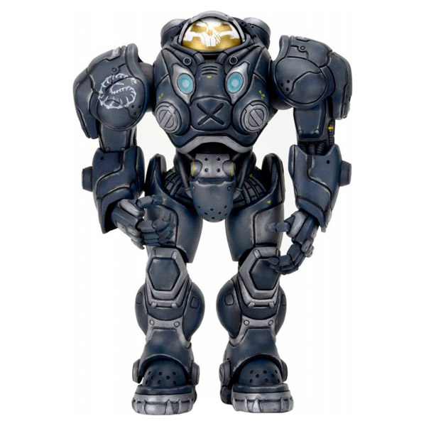 Фигурка Neca Heroes of the Storm Series 3 Raynor 17 см neca heroes of the storm dominion ghost nova pvc action figure collectible model toy 15cm