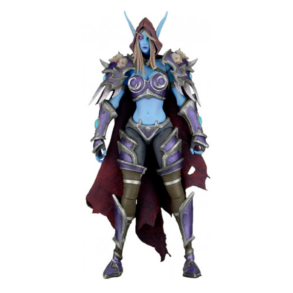 Фигурка Neca Heroes of the Storm Series 3 Sylvanas 17 см njw0281g to 3p