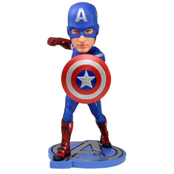Neca, Фигурка, HeadKnocker AvengersAgeOfUltronCaptainAmerica17см