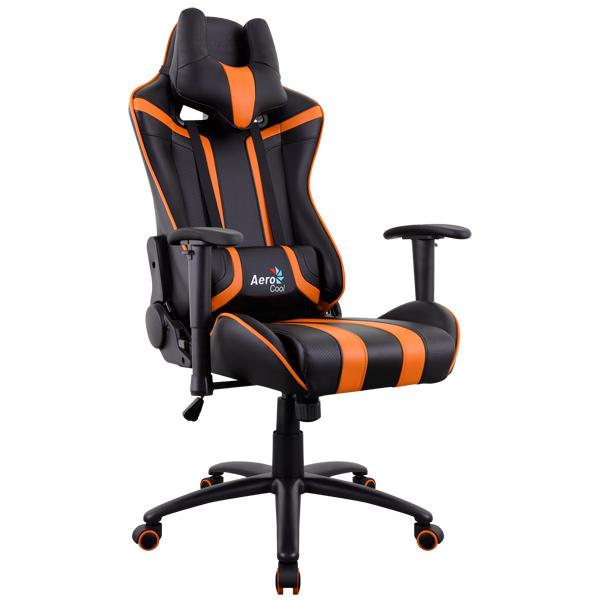 Кресло компьютерное игровое Aerocool AC120 AIR-BO