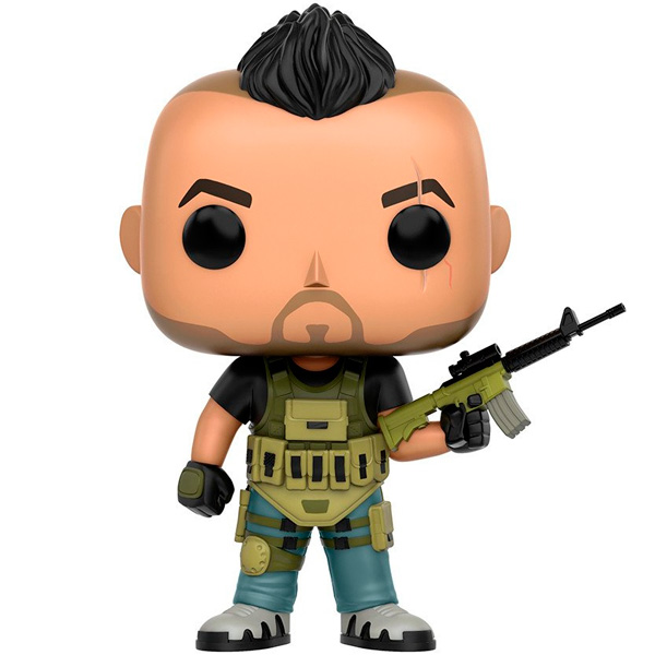 Фигурка Funko POP! Vinyl: Games: CallofDuty John Soap MacTavish фигурка funko pop games gears of war damon baird armored 9 5 см