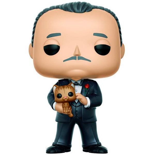 Фигурка Funko POP! Vinyl: Movies: The Godfather Vito Corleone фигурка funko pop movies kingsman the secret service – gazelle 9 5 см