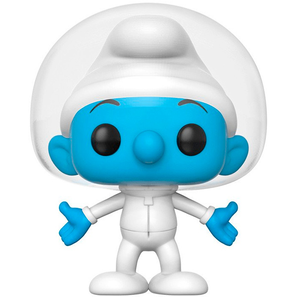 Фигурка Funko POP! Vinyl: Animation: The Smurfs Astro Smurf free shipping 2pcs lot t10 5 smd 5050 led canbus error free car lights w5w 194 5smd light bulbs no obc error white blue red