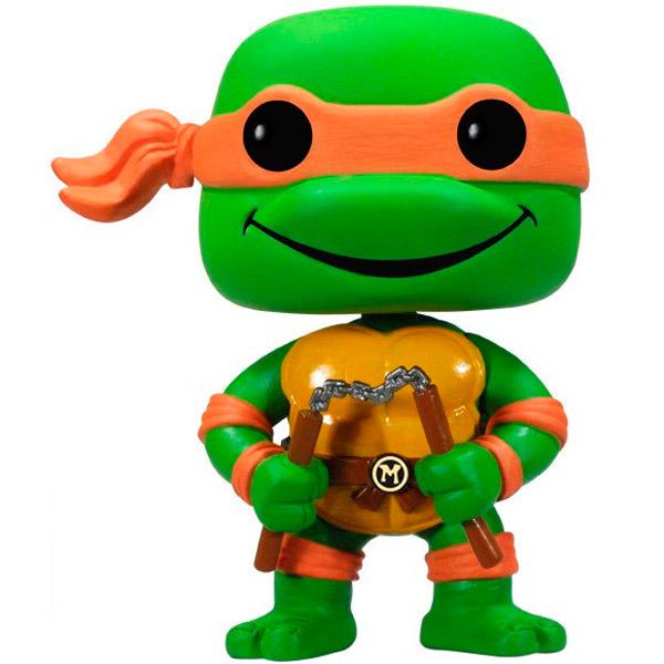 Фигурка Funko POP! Vinyl: Television: TMNT Michelangelo funko pop vinyl фигурка dragon ball z krillin