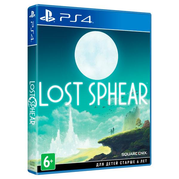 Видеоигра для PS4 . Lost Sphear