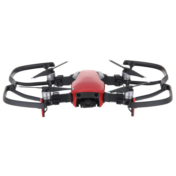 Квадрокоптер DJI Mavic Air Fly More Combo Flame Red красный квадрокоптер dji mavic air fly more combo eu arctic white