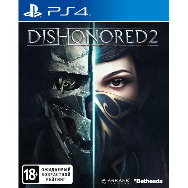Видеоигра для PS4 . Dishonored 2 видеоигра для xbox one dishonored
