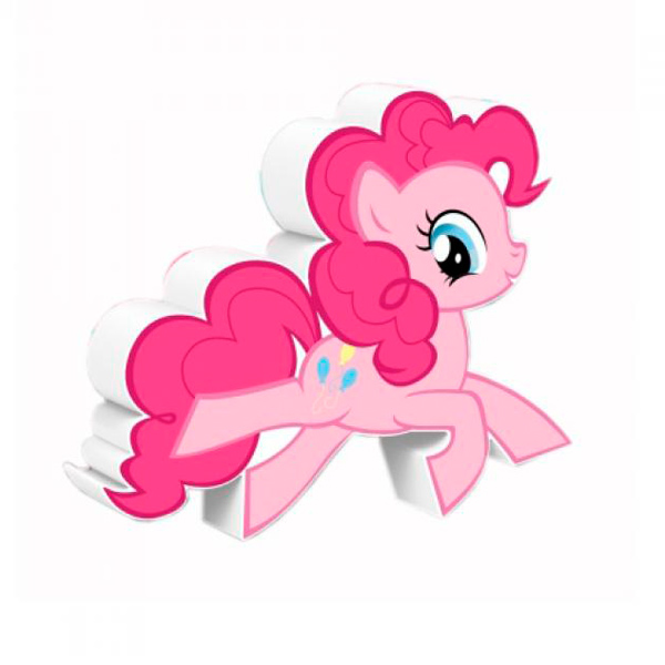 Фигурка 3DLightFX Светильник 3D MLP Mini Pinky Pie new original regulator lr 1 8 d o mini 162590