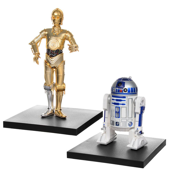 Фигурка Kotobukiya Star Wars R2-D2 and C-3PO
