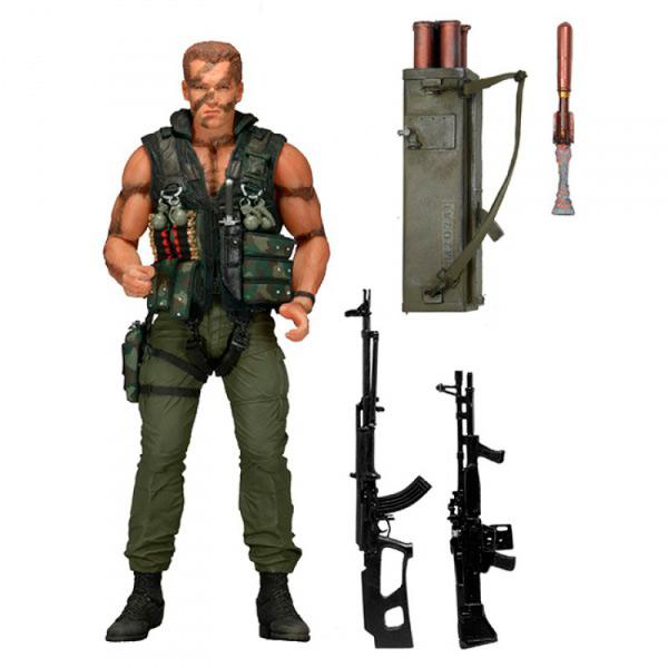 Neca, Фигурка, Commando John Matrix