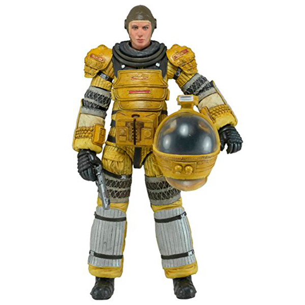 Фигурка Neca Aliens Series 6 Amanda Ripley Torrens Spacesuit фигурки игрушки neca фигурка planet of the apes 7 series 1 dr zaius