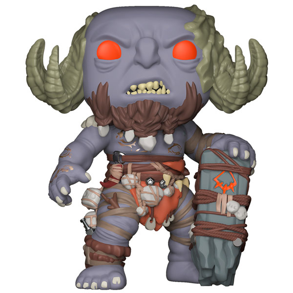 Фигурка Funko POP! Vinyl: Games: God of War Firetroll god of war statue kratos ye bust kratos war cyclops scene avatar bloody scenes of melee full length portrait model toy wu843