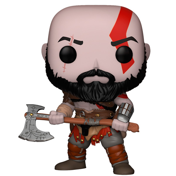 Фигурка Funko POP! Vinyl: Games: God of War Kratos фигурка funko pop games gears of war damon baird armored 9 5 см