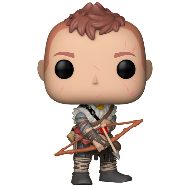 Фигурка Funko POP! Vinyl: Games: God of War Atreus god of castanea henryi 100g 10