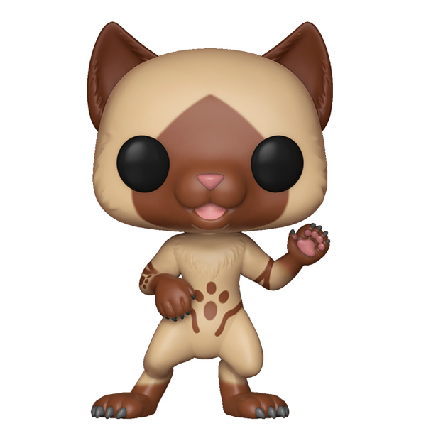 Фигурка Funko POP! Vinyl: Games: Monster Hunters Felyne