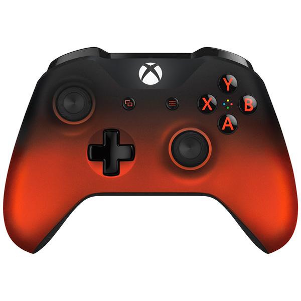 Аксессуар для игровой консоли Microsoft Беспроводной геймпад Shadow design (WL3-00069) кастомизированный беспроводной геймпад для xbox one гладиатор