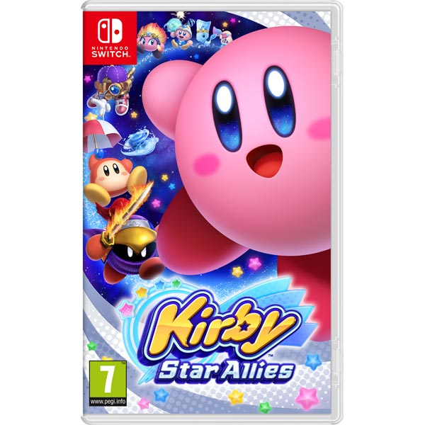 Игра для Nintendo Kirby Star Allies