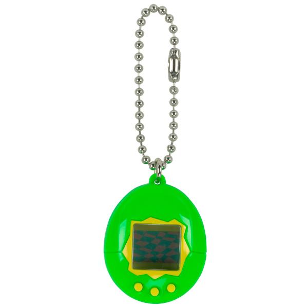 Тамагочи Tamagotchi Chibi Green/Yellow/Yellow