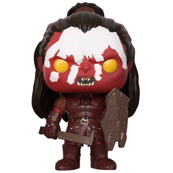 Фигурка Funko POP! Vinyl: Movies: The Lord of the Rings Lurtz funko pop vinyl фигурка alice through the looking glass young chessur