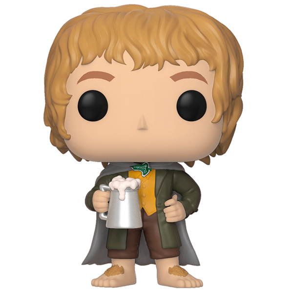 все цены на Фигурка Funko POP! Vinyl:The Lord of the Rings Merry Brandybuck