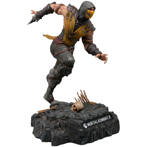 Фигурка Warner Bros. IE Mortal Kombat X Scorpion 28 см