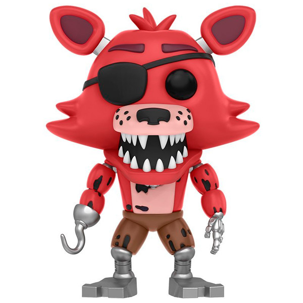 Фигурка Funko POP! Vinyl: Games: FNAF: Foxy The Pirate iclebo pop