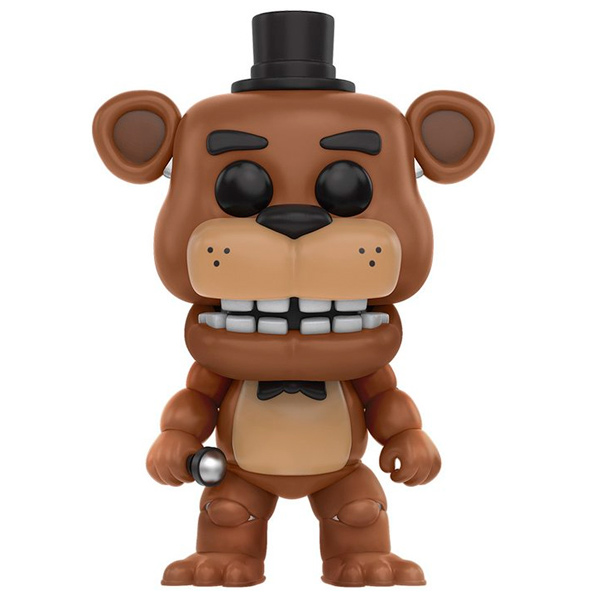 Фигурка Funko POP! Vinyl: Games: FNAF: Freddy фигурка funko pop games gears of war oscar diaz