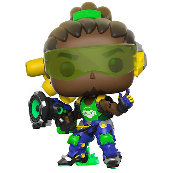 Фигурка Funko POP! Vinyl: Games: Overwatch: Lucio фигурка funko pop games gears of war oscar diaz