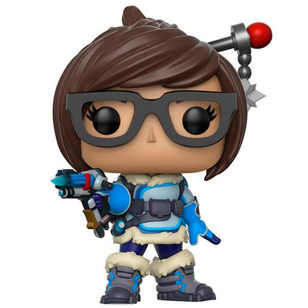 Фигурка Funko POP! Vinyl: Games: Overwatch: Mei iclebo pop