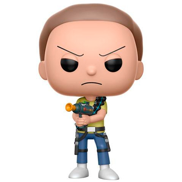 Фигурка Funko POP! Vinyl: Animation:Rick&Morty:Weaponized Morty funko pop vinyl фигурка dragon ball z resurrection f vegeta