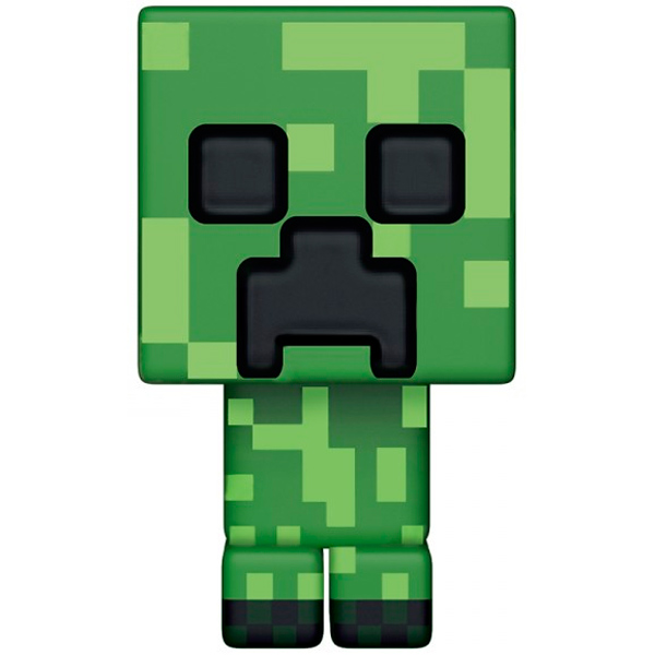 Фигурка Funko POP! Vinyl: Games: Minecraft Creeper фигурка funko pop games gears of war oscar diaz