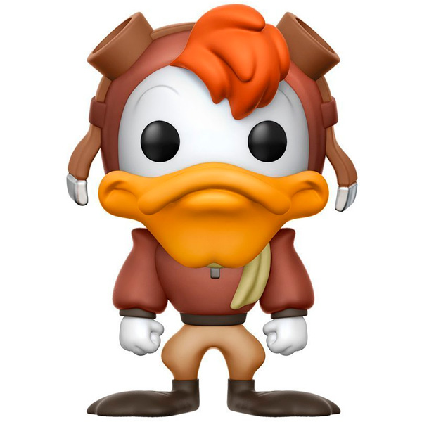 Фигурка Funko POP!Vinyl:Disney:Darkwing Duck:Launchpad McQuack funko pop vinyl фигурка dragon ball z resurrection f vegeta
