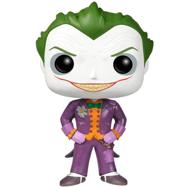Фигурка Funko POP! Vinyl: DC: Arkham Asylum: Joker batman volume 2 joker s asylum