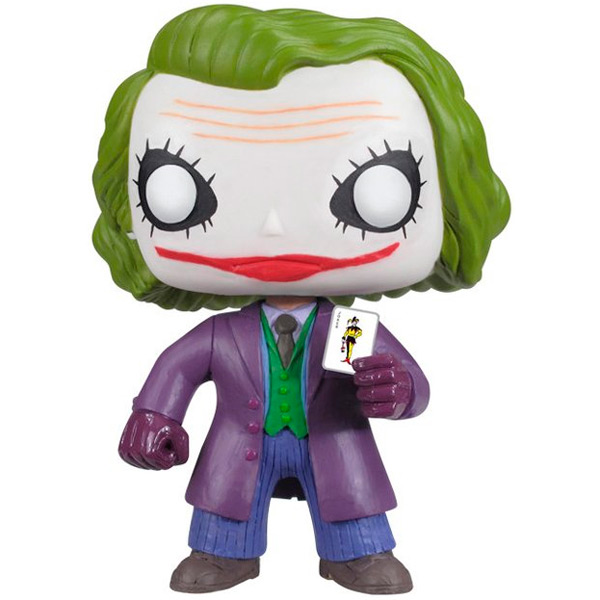 Фигурка Funko POP! Vinyl: DC: Dark Knight The Joker iclebo pop
