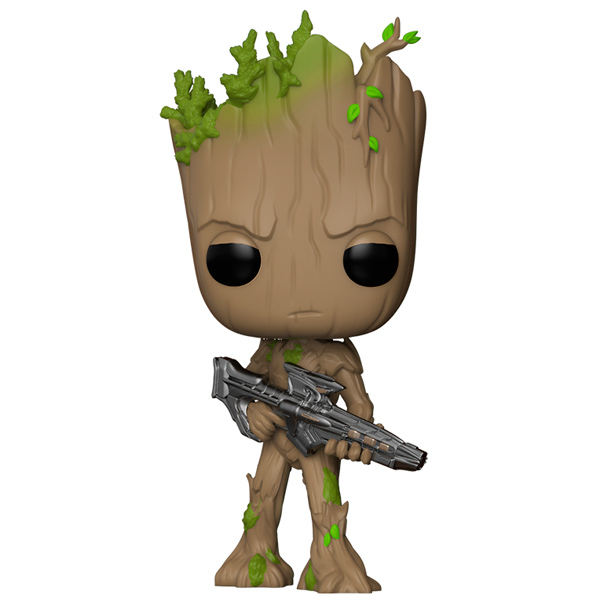 Фигурка Funko POP! Bobble: Marvel: Avengers Infinity War: Groot iclebo pop