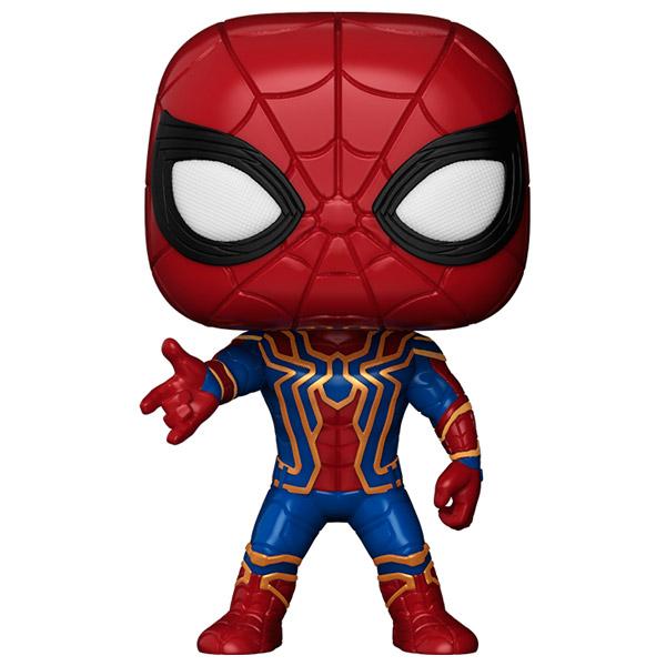 Фигурка Funko POP! Marvel: Avengers Infinity War: Iron Spider фигурка героя мультфильма toys daddy 12 marvel funko brinquedos 12cm marvel funko pop loki gold helmet pvc the dark world thor